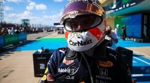 Duelo de titanes en Austin que acaba con la victoria número 18 de Max Verstappen