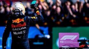"""Max Verstappen: """"Pensé que había tenido un comienzo decente, pero Lewis tuvo uno aún mejor"""""""