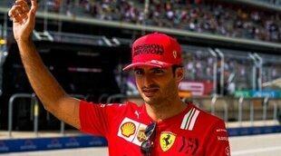 """Carlos Sainz: """"Tuvimos un pit-stop lento y me quedé atrapado detrás de Ricciardo"""""""