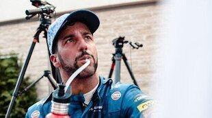 """Daniel Ricciardo: """"Estoy satisfecho por haber terminado por delante de uno de los Ferrari"""""""