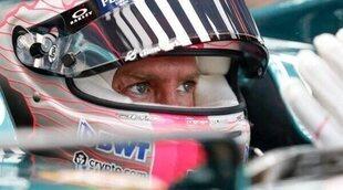 """Sebastian Vettel: """"Desde donde empezamos, creo que sumar un punto es un buen resultado"""""""