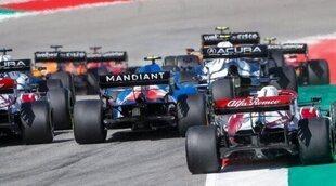 """Giovinazzi: """"Es bueno pelear con alguien como Alonso, un campeón del mundo"""""""