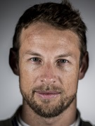 Retrato de Jenson Button