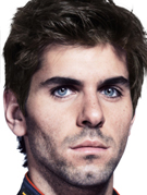 Retrato de Jaime Alguersuari