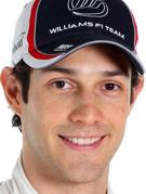 Retrato de Bruno Senna