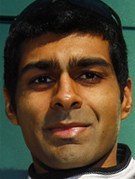 Retrato de Karun Chandhok
