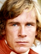 Retrato de James Hunt