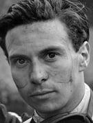 Retrato de Jim Clark