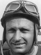 Retrato de Juan Manuel Fangio