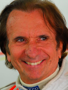 Retrato de Emerson Fittipaldi
