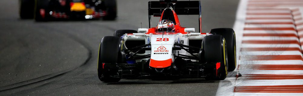 Manor Marussia F1