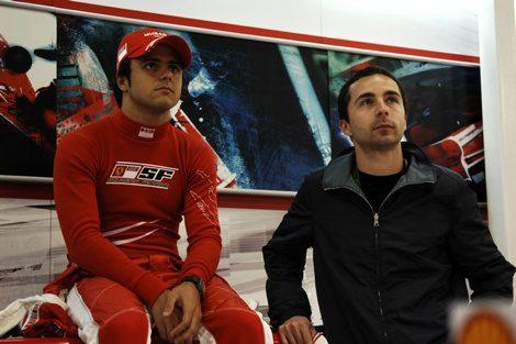 Felipe Massa cree que los Ferrari no son tan rápidos como la gente piensa