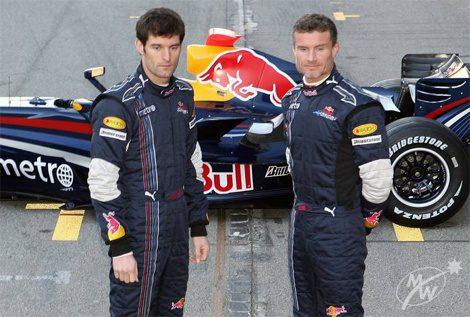 Mark Webber opta por mantener los Grandes Premios europeos