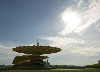 Visual del circuito de Sepang (GP Malasia)