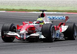 Opiniones de Toyota ante la carrera de Sepang