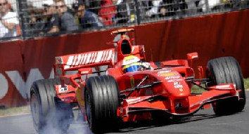 "Massa: ""Quiero empezar arriba en Malasia"""