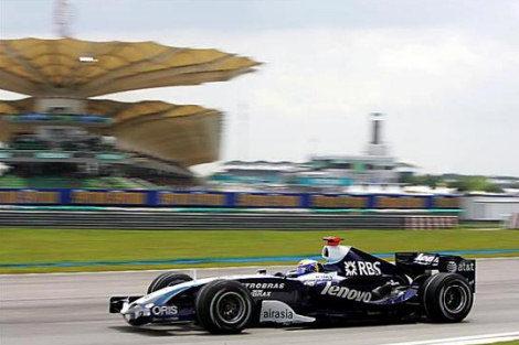 Fotos de la clasificación del sábado de Malasia - Sepang 2007
