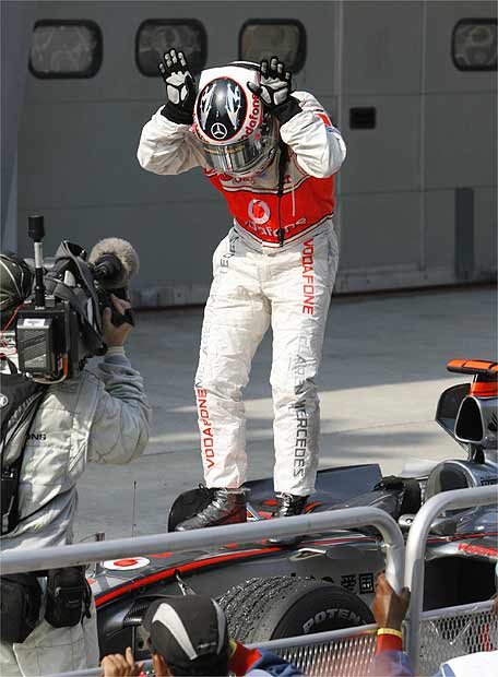 """Alonso: """"Es un sueño hecho realidad"""""""