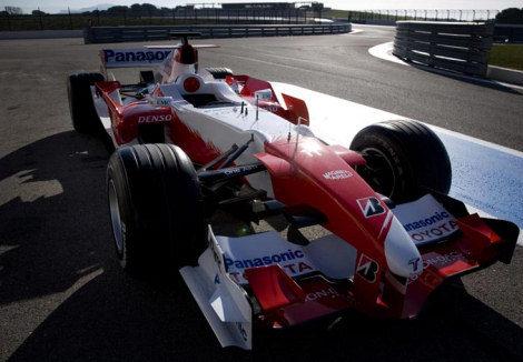 Opiniones de Toyota ante la carrera de Bahrein