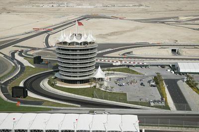 Imágenes del Circuito de Bahrein