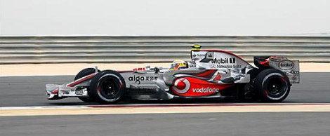 Lewis Hamilton supera por 6 milésimas a Kimi Raikkonen en los entrenamientos del sábado