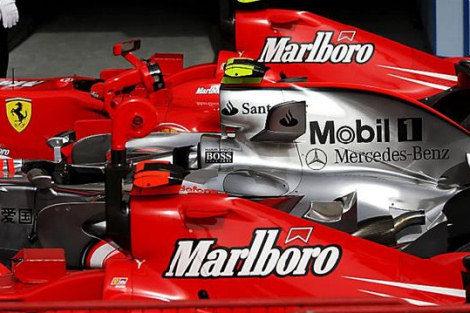 Massa logra la pole, Hamilton y Raikkonen saldrán detrás, Alonso cuarto