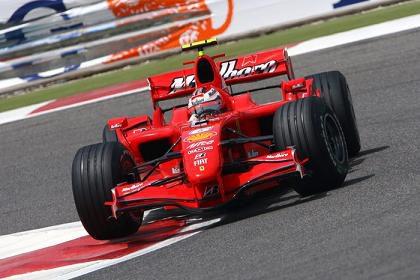 GP Bahrein: Imágenes del Viernes