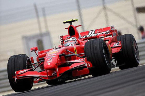 Fotos de la sesión de clasificación del Gran Premio de Bahrein