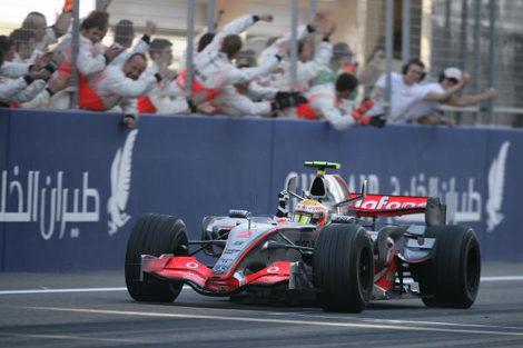 Hamilton ya es serio candidato al título para McLaren