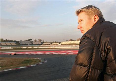 Hakkinen volverá a probar con McLaren