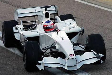 Estreno del RA108, el nuevo coche de Honda