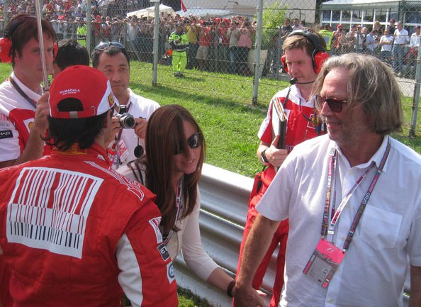 La puzolana: Alonso tampoco se libra