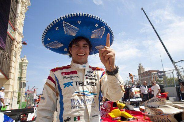 Sauber confirma a Sergio Pérez como segundo piloto en 2011