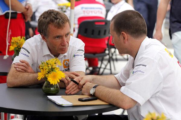 Bob Bell deja su cargo de director del equipo Renault