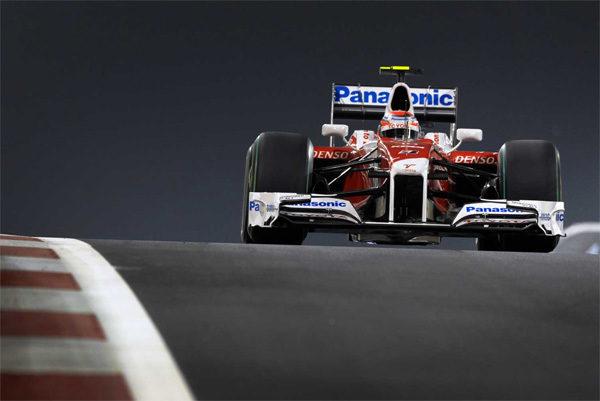 Panasonic podría volver a la F1 de la mano de Sauber 001_small