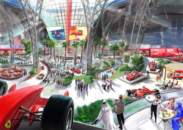 Ferrari World abre sus puertas 001_small