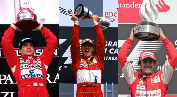 Berger Situa A Alonso A La Altura De Senna Y Schumacher F1 Al Dia