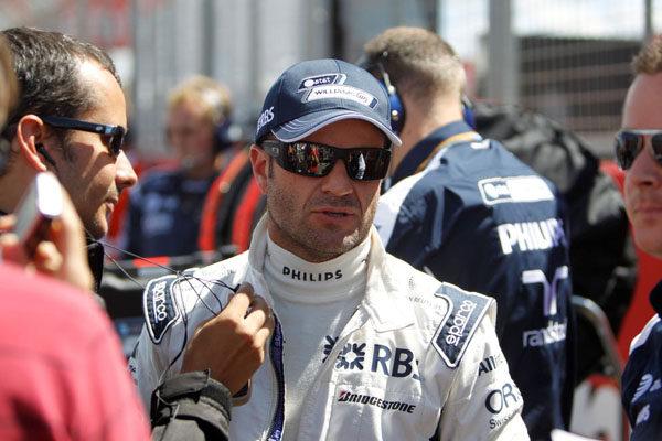 Barrichello podría ser quien dejara su puesto a Maldonado 001_small