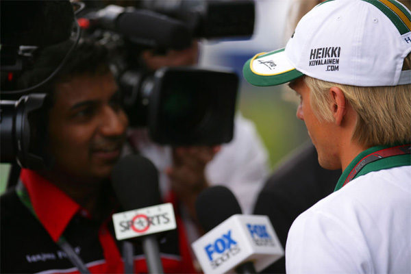 Kovalainen niega que Briatore bloquease su debut en la F1