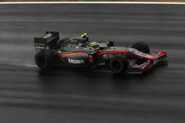 Hispania anuncia su acuerdo técnico con Williams