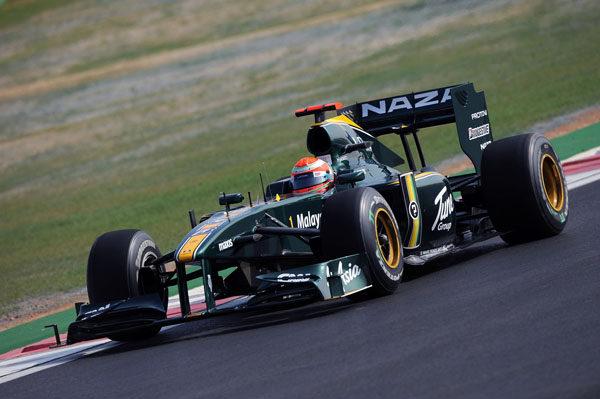 Lotus montará motores Renault en 2011