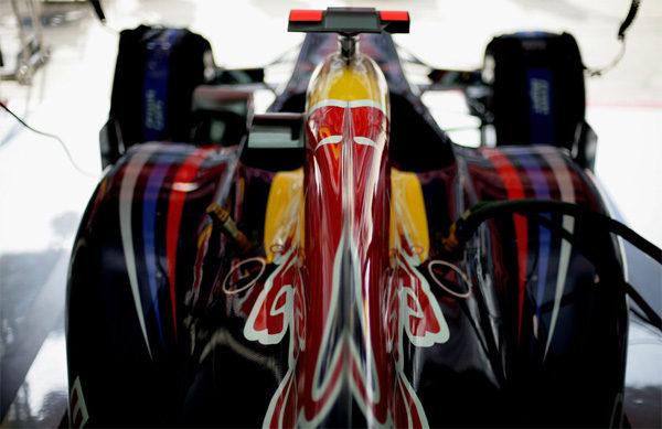 Red Bull y Renault amplían su contrato de motorización