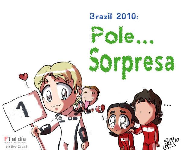 Los Chibis (32): Sorpresón en Brasil
