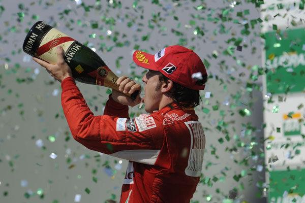 """Alonso: """"Sólo hemos perdido tres puntos"""""""
