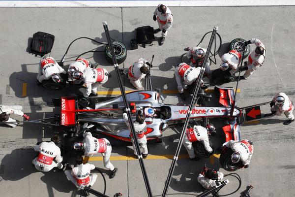 McLaren confía en Turvey y Paffett para Abu Dabi