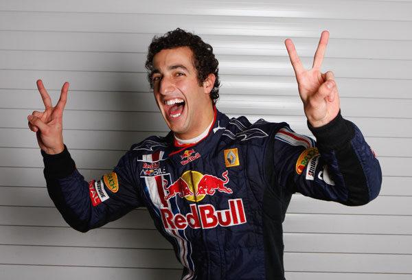 Red Bull confirma que sólo Ricciardo estará con ellos en los test para jóvenes pilotos