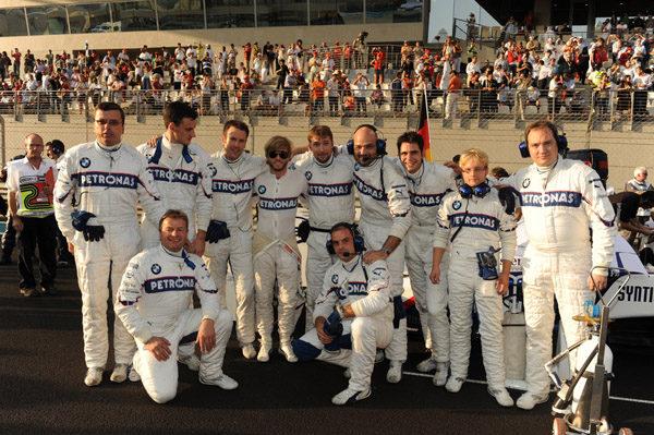 BMW no se plantea volver a la Fórmula Uno