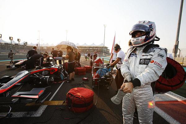 """Klien: """"Mi objetivo es disputar las veinte carreras de 2011"""""""
