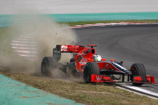 Temporada 2010: El equipo Virgin Racing
