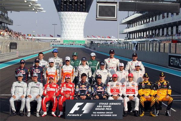 La FIA hace pública la lista de inscritos para 2011